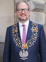 На мэра Гданьска совершено нападение