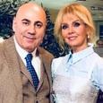 Валерия призналась, что состояние здоровья Иосифа Пригожина ее очень волнует