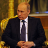 Президент России Владимир Путин проводит «прямую линию»(Видео)