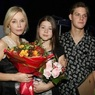 13-летняя дочь Олега Табакова растет копией Марины Зудиной