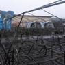 Два человека задержаны после пожара в палаточном лагере под Хабаровском