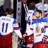 Сборная России по хоккею избежала денежного штрафа за гимн Канады