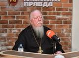 Умер протоиерей Дмитрий Смирнов
