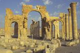 Пальмира,  или Попытка уничтожения памяти