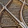 В США столкнулись пассажирский поезд и грузовик