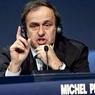 Платини исключил дисквалификацию России из-за ситуации в Крыму