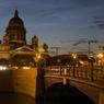 Петербург в десятке  лучших туристических направлений Европы