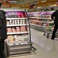 Росстат: Продуктовый набор в России подорожал до 3726 рублей