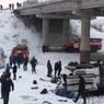 Появилось видео с места смертельного ДТП в Забайкалье