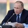 В соцсетях обсуждают девушку, сидевшую на юбилее КВН рядом с Путиным