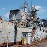 Киев объявил о планах продать свой единственный ракетный крейсер «Украина»