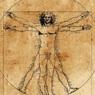 «Витрувианский человек» Леонардо да Винчи оказался близок к современному идеалу