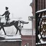 В Москве на Красной площади мужчина совершил попытку самосожжения