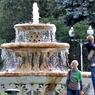 В Москве заработали фонтаны