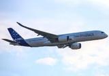 В Пулково впервые приземлился флагманский Airbus A350