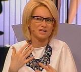Как можно преобразить Эвелину Хромченко, просто сняв с нее очки и накрасив глаза ФОТО