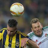 Лига Европы: Локомотив так и не вышел из отпуска