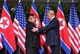 Трамп опубликовал показанный Ким Чен Ыну ролик про будущее КНДР