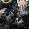 В Киеве собирается самое многолюдное Вече