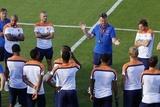 Хиддинк терпит неудачи со сборной Голландии
