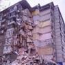 Появились первые кадры с места обрушения жилого дома в Ижевске