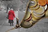 У Пенсионного фонда закончились деньги для доплат малоимущим пенсионерам