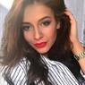 Красавицу Софию Никитчук втянули в грандиозный скандал с российским флагом ФОТО