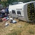 Два десятка туристов пострадали в ДТП в Турции