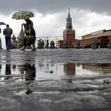 На Москву и область надвигается гроза, объявлено предупреждение