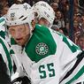 Сергею Гончару сломали ногу в матче НХЛ