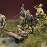 В Польше представили фигурки солдат Красной Армии в виде мародеров