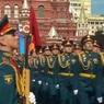 На Красной площади в Москве начался Парад Победы