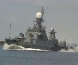 Татарстан построил для пограничников новый сторожевой корабль