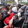 Полиция ФРГ опровергла задержание 500 человек во время акции