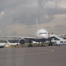 В Астрахани из-за авиадебошира экстренно сел самолёт