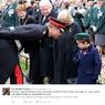 Принц Гарри появился на публике вместе со своим дедушкой