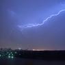 Жестко: молния нашла жителя Златоуста даже на открытом пространстве