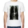 """Британцы создали """"футболку-рентген"""" для изучения анатомии"""