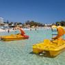 На Кипрских пляжах самое чистое море
