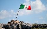 У берегов Мексики произошло новое землетрясение