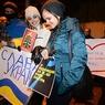 Протестующие в Киеве вновь заблокировали правительство