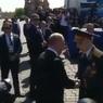 Охрана Путина не пускала к нему ветерана