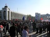 Садыр Жапаров лидирует на выборах президента Киргизии