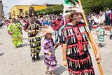 Необычная карта показывает, как ацтеки превращались в мексиканцев