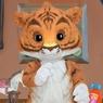 """Тигр в 3D из """"Спокойной ночи, малыши"""" уже раздает интервью"""
