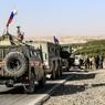 В Сирии СМИ сообщили о ДТП с участием российских военных