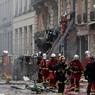 Три человека погибли в результате взрыва бытового газа в парижской пекарне