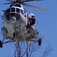 В Ненецком автономном округе разбился вертолет