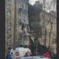 При взрыве газа в жилом доме в Орехово-Зуево обрушился подъезд