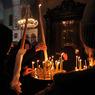 В Москве прошла церемония перезахоронения великокняжеской четы Романовых